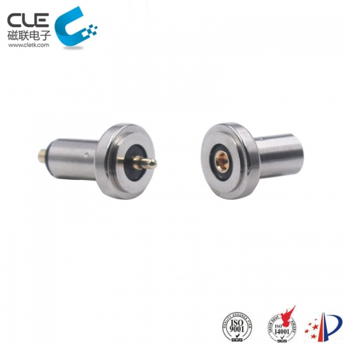Detachable magnetic electrical connector