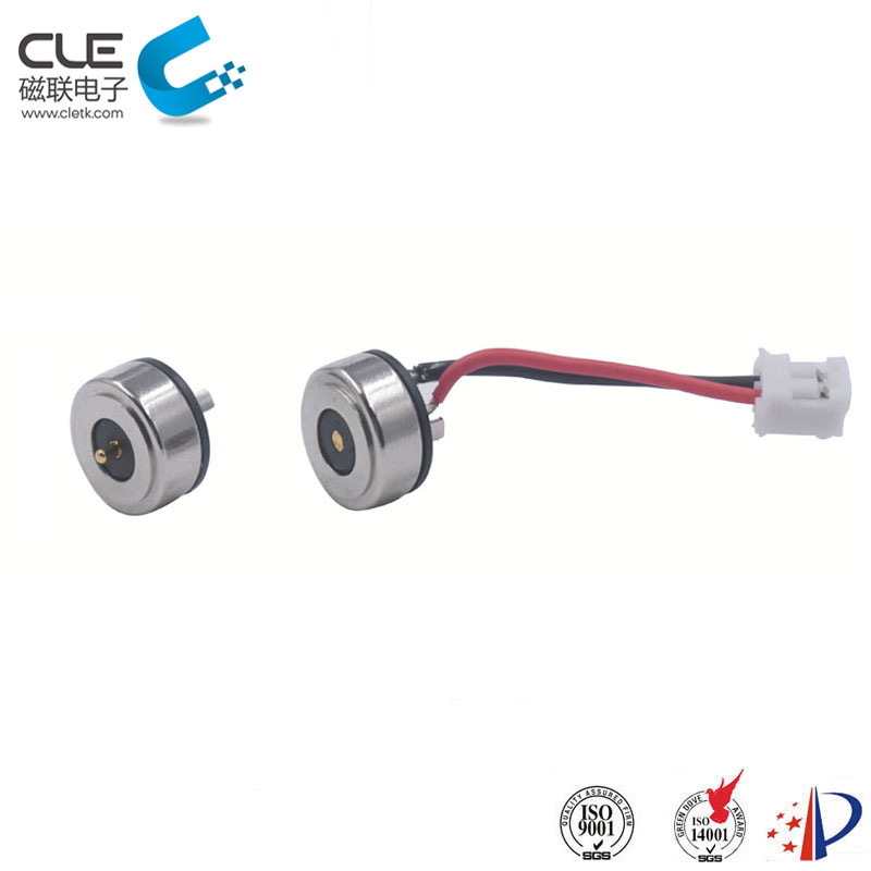 Male and female magnetic power connector suppliers