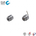 [M-BP50291] Customized right angle magnetic pogo pin connector