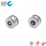 [M-BP60631] Round male and female  magnetic power connector manufacturers