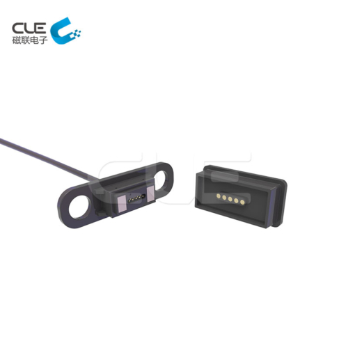 Magnetic-charging-electrical-cable-connectors-for-wheelchairs