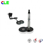 Round type magnetic connector use for electronic cigarette