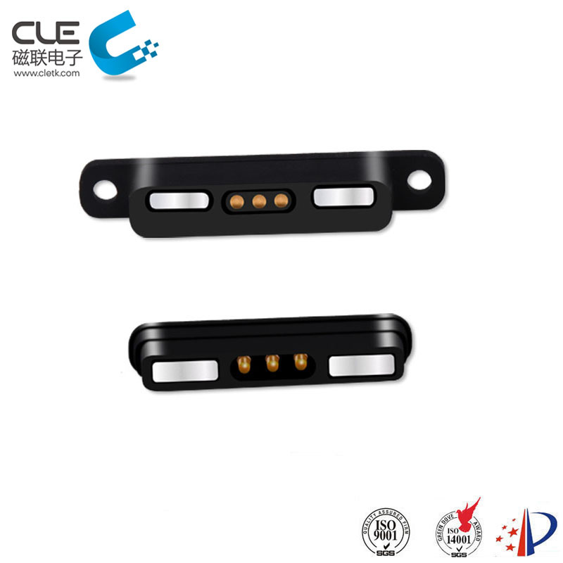 3 Pin male to female electrical connector