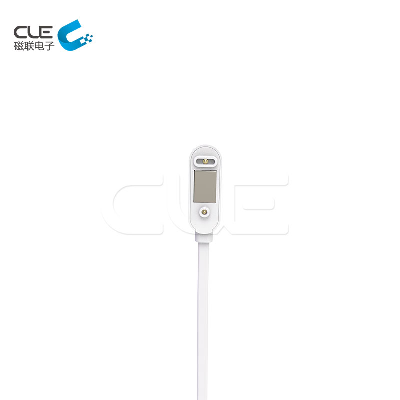 2Pin magnetic usb charging cable for smart wear