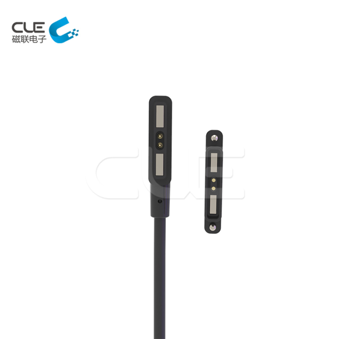 2Pin magnetic connector for electronic locks