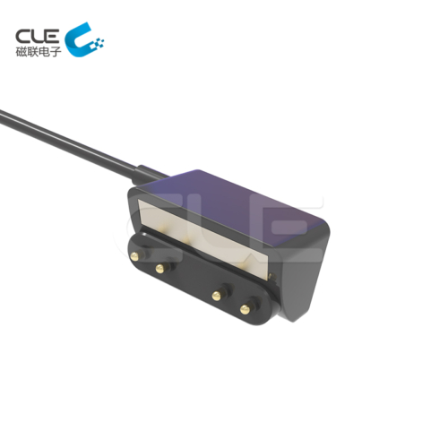 4 Pin magnetic connector cable power supply