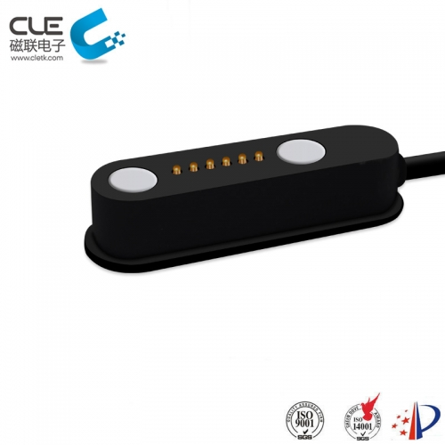 6Pin magnetic cable charger electrical pin connector