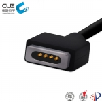 [CM-BP59011] 4 Pin male female connector, 4 pin magnetic connector for children's toy