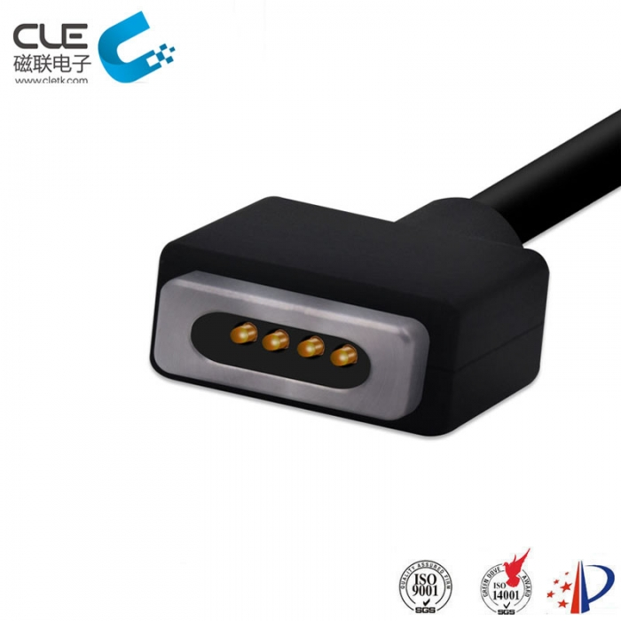 4 Pin male female connector, 4 pin magnetic connector for children's toy
