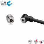 [CM-BP17911] Round type Magnetic charger usb cable for smart blindfold