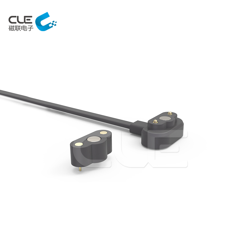 2 Pin male & female Magnetic connections for smart watch