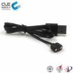 [CM-BP99701] 2Pin watch magnetic charging cable connector
