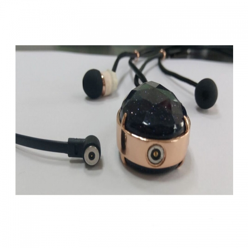 Round type magnetic cable connector for Smart jewelry