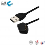 [CM-BP76711] 4 Pin usb magnetic charger cable connector for smart watch