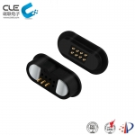 [MMA011201] High quality electrical 8pin magnetic power connector