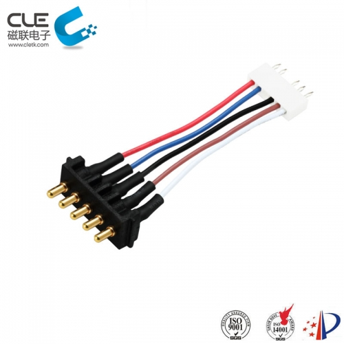 2 Pin magnetic cable connector for LED