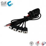[CM-BP81111]  2 Pin magnetic cable connector for LED