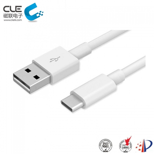 Reversible USB Type C magnetic cable