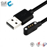 [CFA-010501]  High quality magnet charger cable with usb