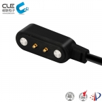 [CM-BP62331]  High class 2 pin magnetic charging cable for smart watch