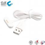 [CM-BP66721]  Magnetic usb 4 pin pogo charger connector for children bracelet