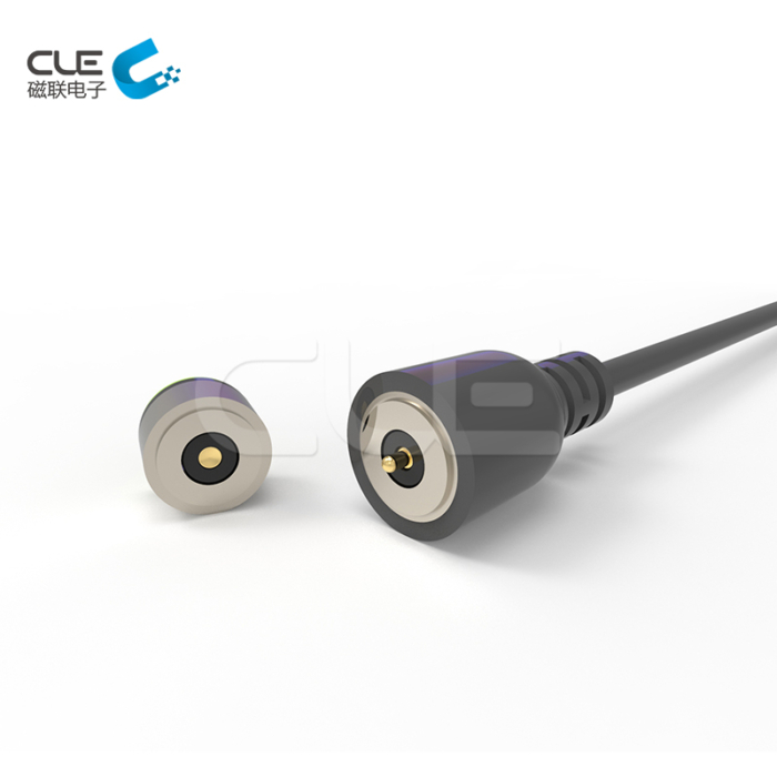High quality magnetic pogo pin connector for LED strips