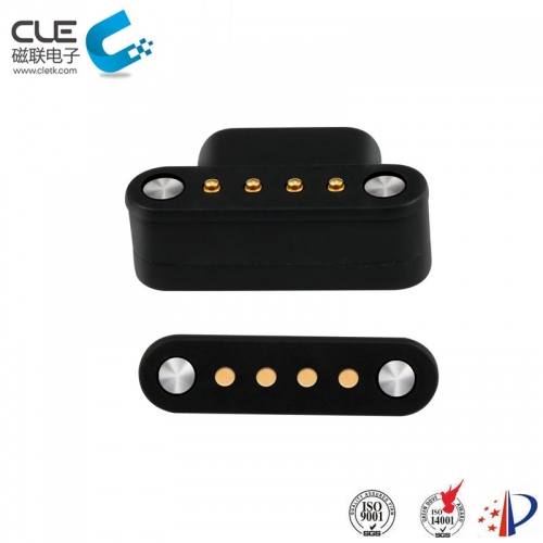 Magnetic electrical connector usb charging for medical equipment