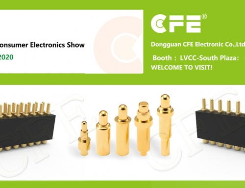 You have received an invitation from CFE – CES 2020 Las Vegas