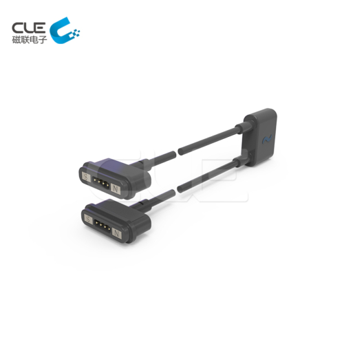 4 Pin Magnetic Cable Connector